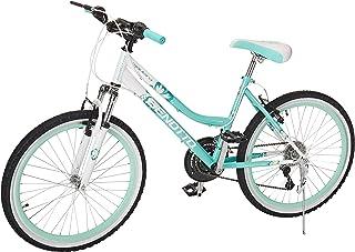 Benotto Bicicleta Madeira FS MTB Acero R24 21V Dama Sunrace Frenos V