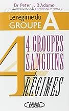 4 groupes sanguins 4 régimes : Le régime du groupe A
