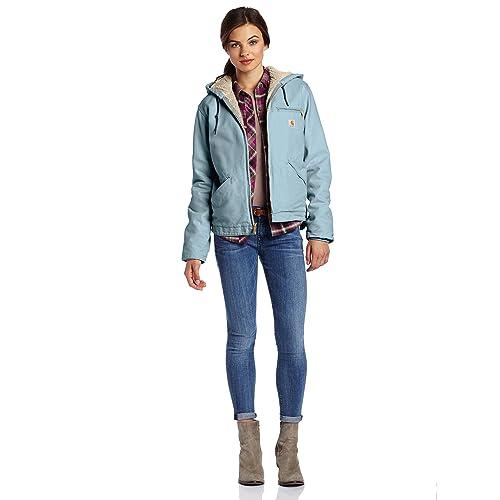 Sherpa Denim Jacket Amazon Com