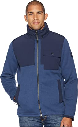 c9b00d2f26 The north face thermoball full zip jacket patriot blue