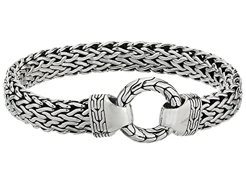 John Hardy Classic Chain 11mm Ring Clasp Bracelet