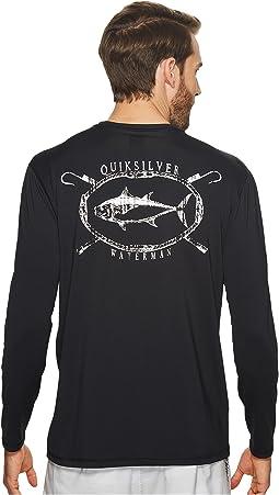 Quiksilver Waterman - Chill Long Sleeve Rashguard T-Shirt