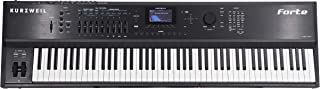 Kurzweil FORTE Synthesizer Workstation Keyboard