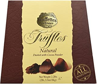 Truffettes de France Natural Truffles, 2.2 lbs (Pack of 1)