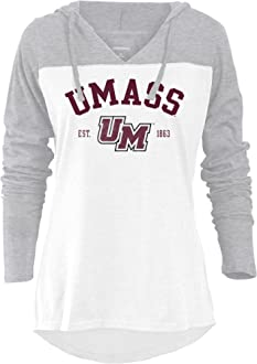 NCAA Knockout Womens Color Block Long Sleeve Hoodie