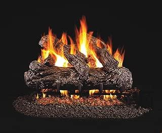 RealFyre Rustic Oak Vented Gas Logs (HR-16), 16-Inch