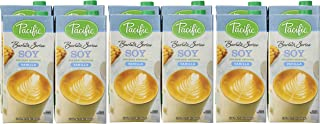 Pacific Natural Foods Soy Blenders, Vanilla, 32-Ounce Containers (Pack of 12)