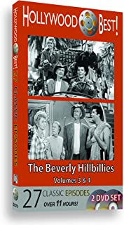 Hollywood Best! The Beverly Hillbillies - Volumes 3 & 4 - 27 Classic Episodes!