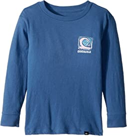 Quiksilver Kids - Dens Way Long Sleeve Top (Toddler/Little Kids)