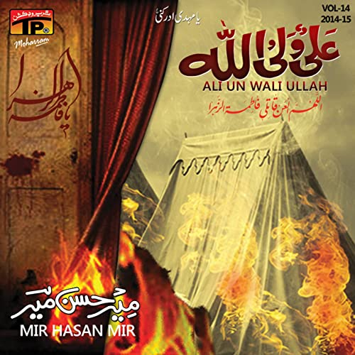 Tera Seena Nahi Labda by Mir Hassan Mir on Amazon Music