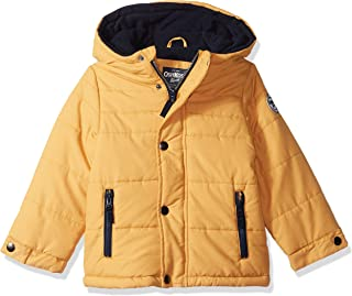 Osh Kosh Boys' Toddler Little Man Puffer Jacket