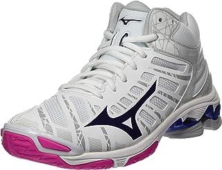 Wave Voltage Mid, Zapatos de Voleibol para Mujer