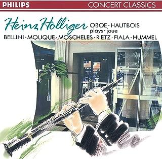 molique oboe concerto
