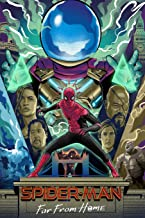 Spider Man Far From Home: Screenplay