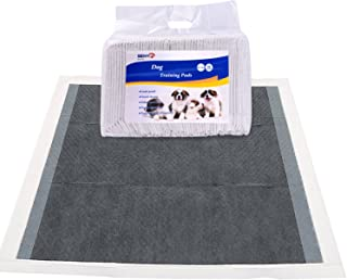 YINGYAO SENYE Pet Training Puppy Pads Ultra-Absorbent Carbon Pet Pads,50 Count
