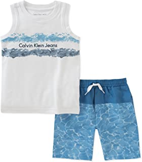 Best calvin klein shorts and top Reviews