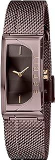 ساعة يد كوارتز بعرض انالوج من اسبريت للنساء بسوار ستانلس ستيل