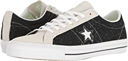 Converse Skate - One Star Pro Peppered Leather