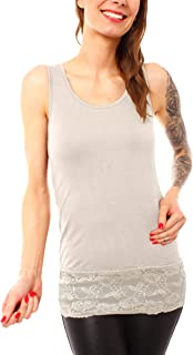Easy Young Fashion Women's Lace Top