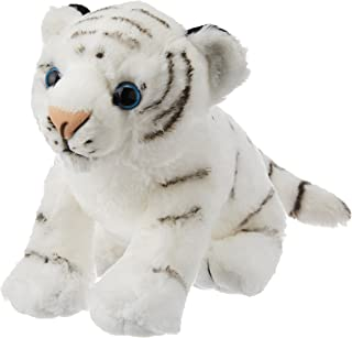 Wild Republic CK Baby Tiger, White (12-inch)
