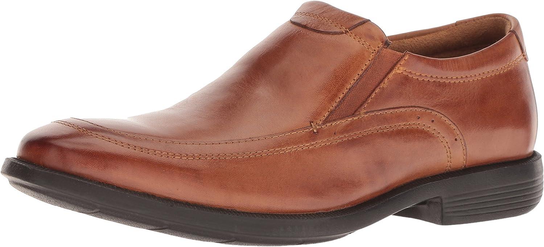 Nunn Bush Men's Dylan Loafer, Cognac, 8.5 W US US  online Shop