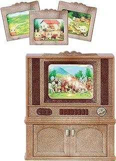 مجموعة التلفاز الملون للاطفال من سيلفينيان فاميليز -sf4264