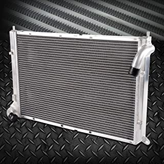 2 Row Core Radiator For 2002-2008 MINI COOPER S 1.6L MT Supercharged R52 R53 Aluminum Racing Performance Radiator Replacement 07 06