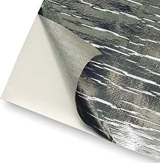 Design Engineering 010412 Reflect-A-Cool Heat Reflective Adhesive Backed Sheets, 36