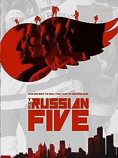 Best russian 5 hockey Reviews