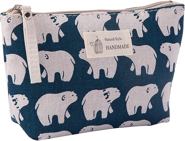 kvadrot Women's Fashion Canvas Clutch Max Cheap SALE Start 45% OFF B Wristlet Handbags Polar