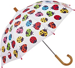 Rainbow Ladybugs Umbrella
