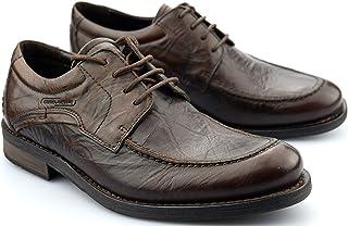 Zapatos Cordones camel active 118.16.03 Piel marrón