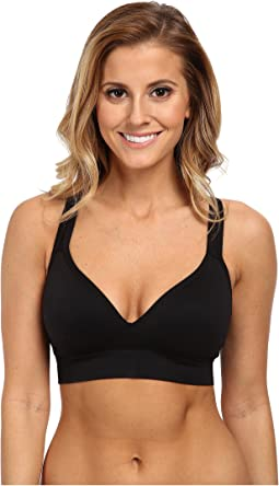 Molded Cup Medium-Impact Seamless Sport Bra