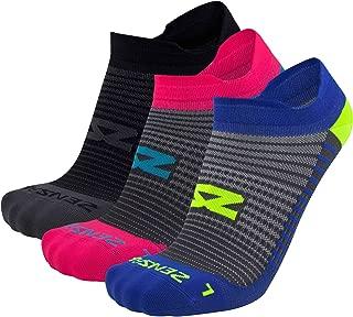 Featherweight Running Socks - Anti-Blister, Ultra Light, No Show Tab, Sport Socks Men and Women