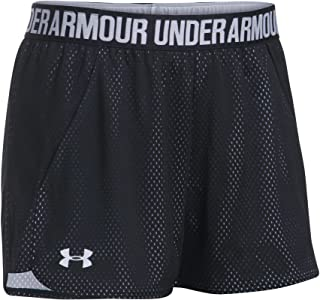 Under Armour Women's Play Up Mesh shorts 2.0