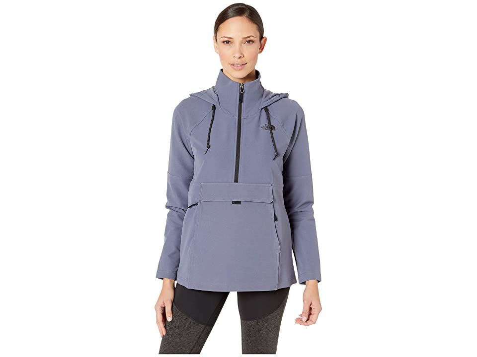 The North Face Tenko Ridge Hoodie (Grisaille Grey/Grisaille Grey) Women