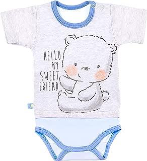 Be Mammy Body Manica Lunga per Bambino Beb/è BEEK0022