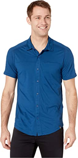 Merino Sport 150 Short Sleeve Button Down