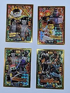 Suchergebnis Auf Amazonde Für Ninjago Karten Limitiert
