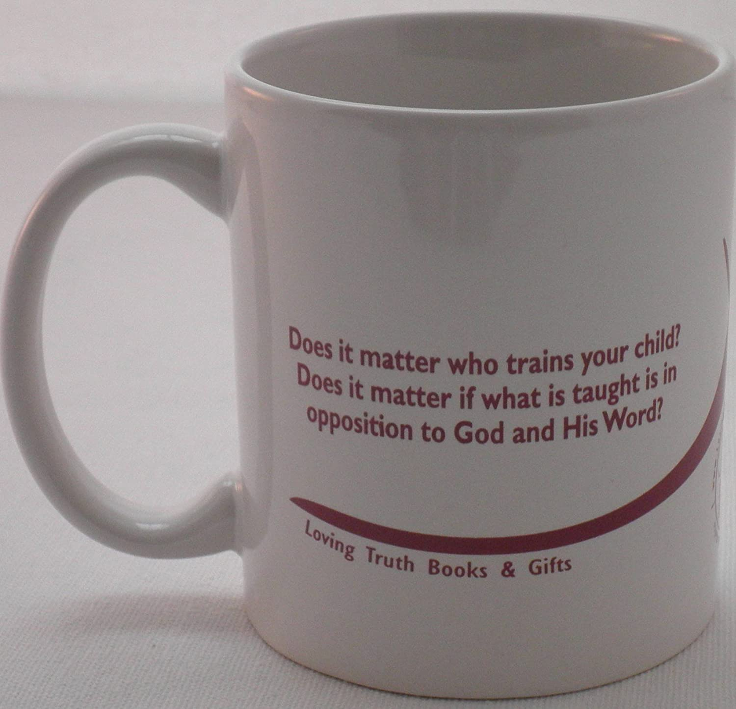 Loving Truth Books and Gifts New Shipping Free Jesus Luke 6:40 on Outlet ☆ Free Shipping Education Coff