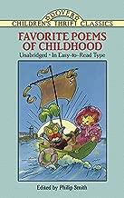 childhood poems for children