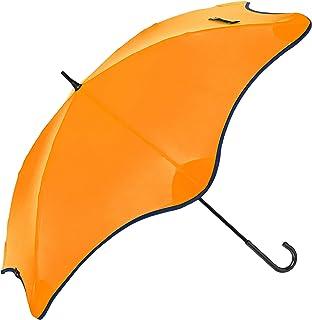 [ムーンバット] BLUNT ブラント 正規品 ライト LITE 婦人長 耐風傘 UV 晴雨兼用 日傘 手開き 親骨58cm 丈夫 オシャレ 無地パイピング アウトドア 山ガール 無地