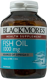 Blackmores Fish Oil 1000Mg, 120 Count