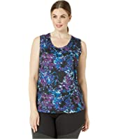 Plus Size Breakaway Tank Top