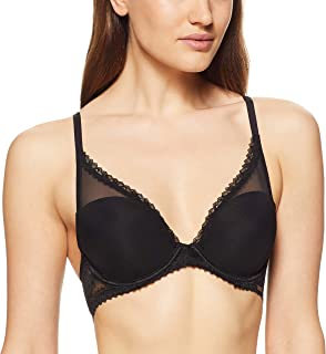 CALVIN KLEIN Women's Perfectly Fit Perennial Lightly Lined Plunge Bra