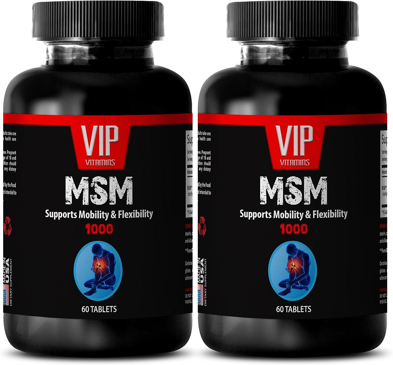 Anti inflammatory Vitamins Portland Mall - MSM and Mobility Baltimore Mall 1000MG Supports