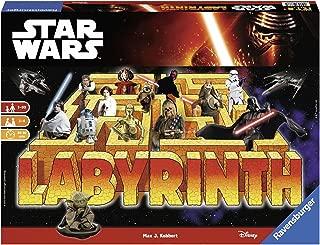 Star Wars Star Wars-00.026.666 Juego de Mesa, Multicolor, 7 a&ntildeos (Ravensburger 26666 1)