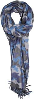 Ted & Jack - Cashmere Feel Camouflage Print Fall/Winter Scarf