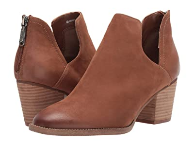 Blondo Neda Waterproof (Cognac Nubuck) Women