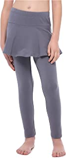 Leggings Mallas Largas con Falda Niña MS10-254